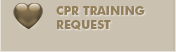 CPR Training Request