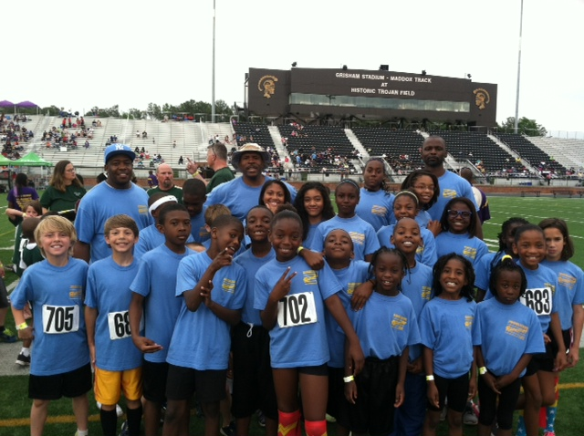 Warner Robins Recreation Department Track Team State Finalists