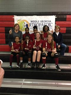 Youth Basketball Champs